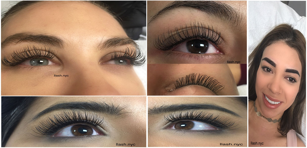Ilash Training Nyc Certified Eyelash Extension Training In Manhattan